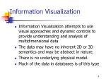 information visualization4