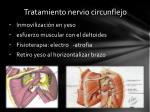 tratamiento nervio circunflejo