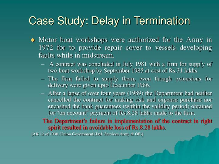 5 Wacky Termination Cases—and Their Lessons