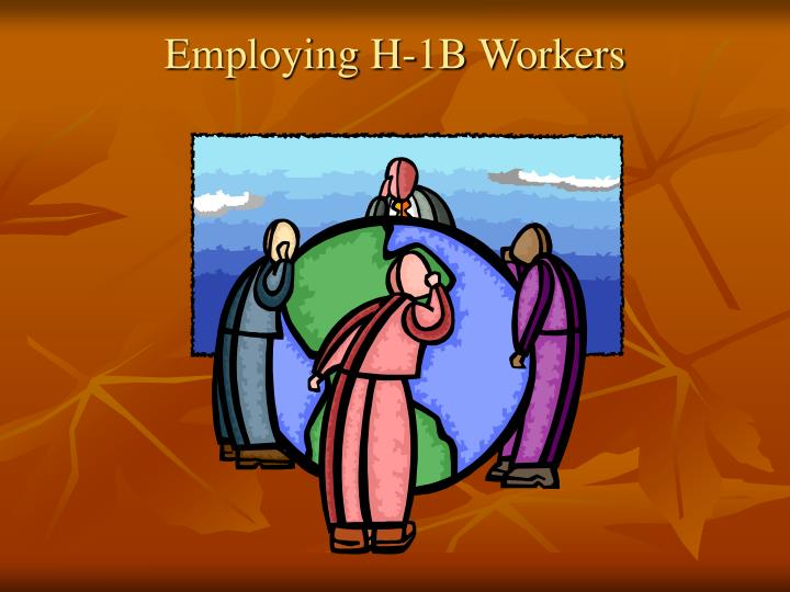 Employing H-1B Workers