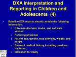 dxa interpretation and reporting in children and adolescents 4