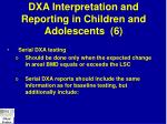 dxa interpretation and reporting in children and adolescents 6