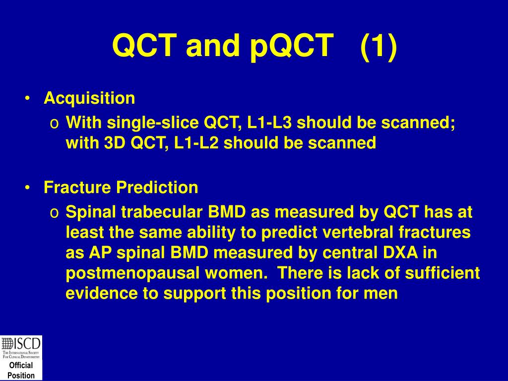 QCT and pQCT   (1)