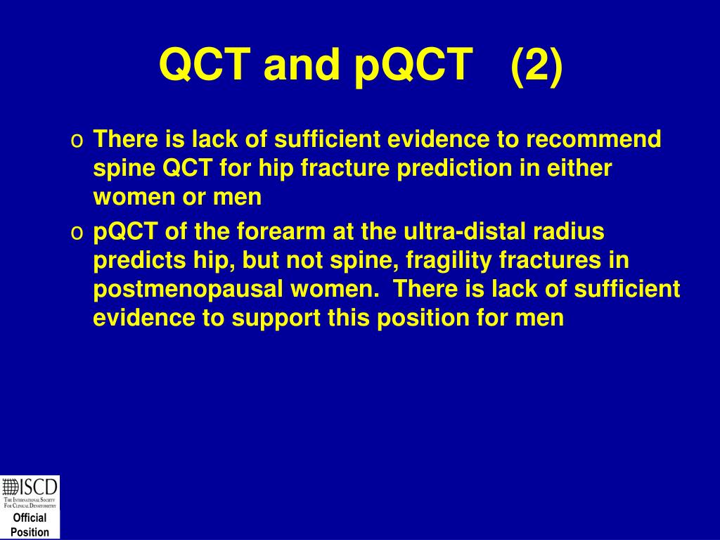QCT and pQCT   (2)