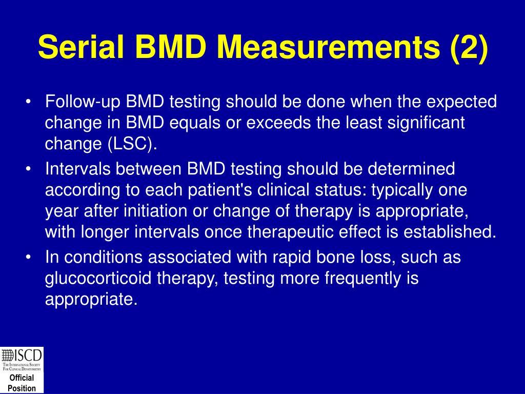 Serial BMD Measurements (2)