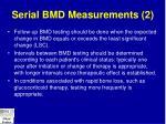 serial bmd measurements 2