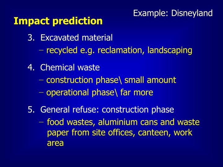 Example: Disneyland