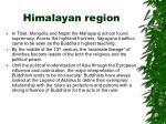 himalayan region