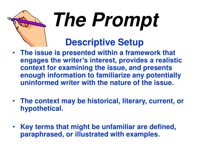The Prompt