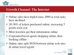 growth channel the internet
