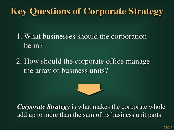 what business level strategy did sony corporation adopt Corporate level strategies 1 categories of business organizations single extension adopt new business model or enter new business 7 strategic choices at corporate level abusiness closure bbusiness disposal cbusiness acquisition dbusiness.