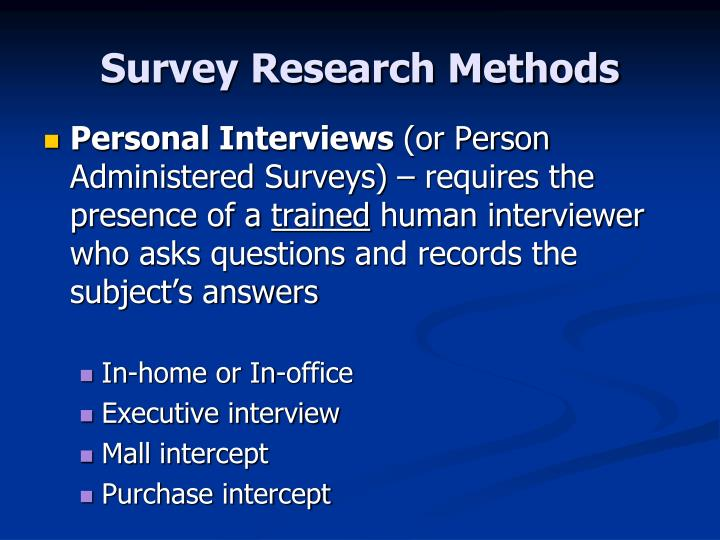 survay research on villians Survey research is a very popular method of data collection learn more about strengths and weaknesses of survey research for both questionnaires and interviews.