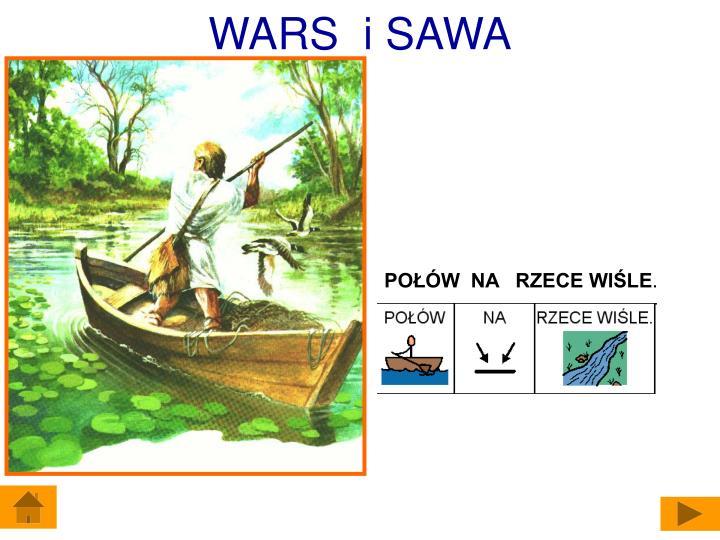 Wars i sawa