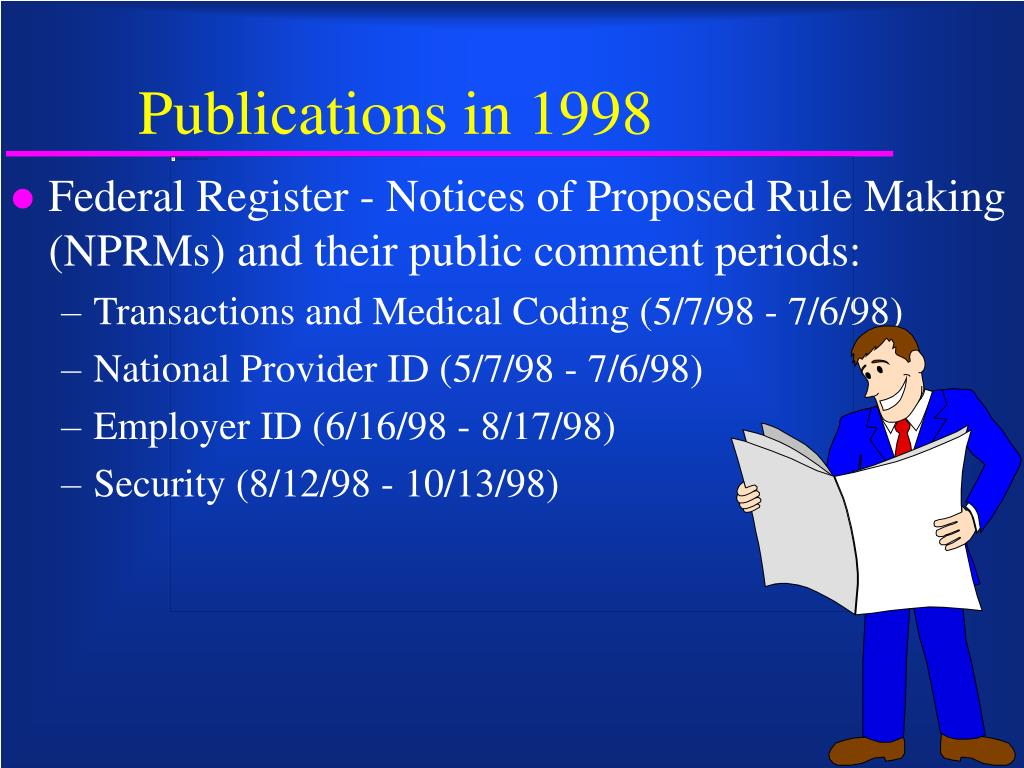Publications in 1998