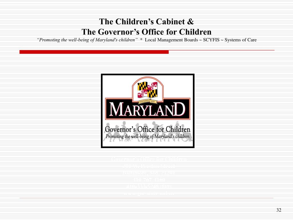 The Children's Cabinet &