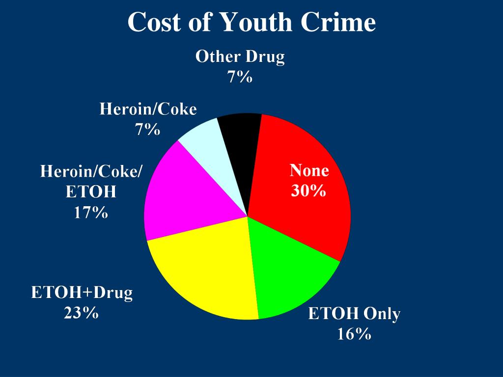 Cost of Youth Crime