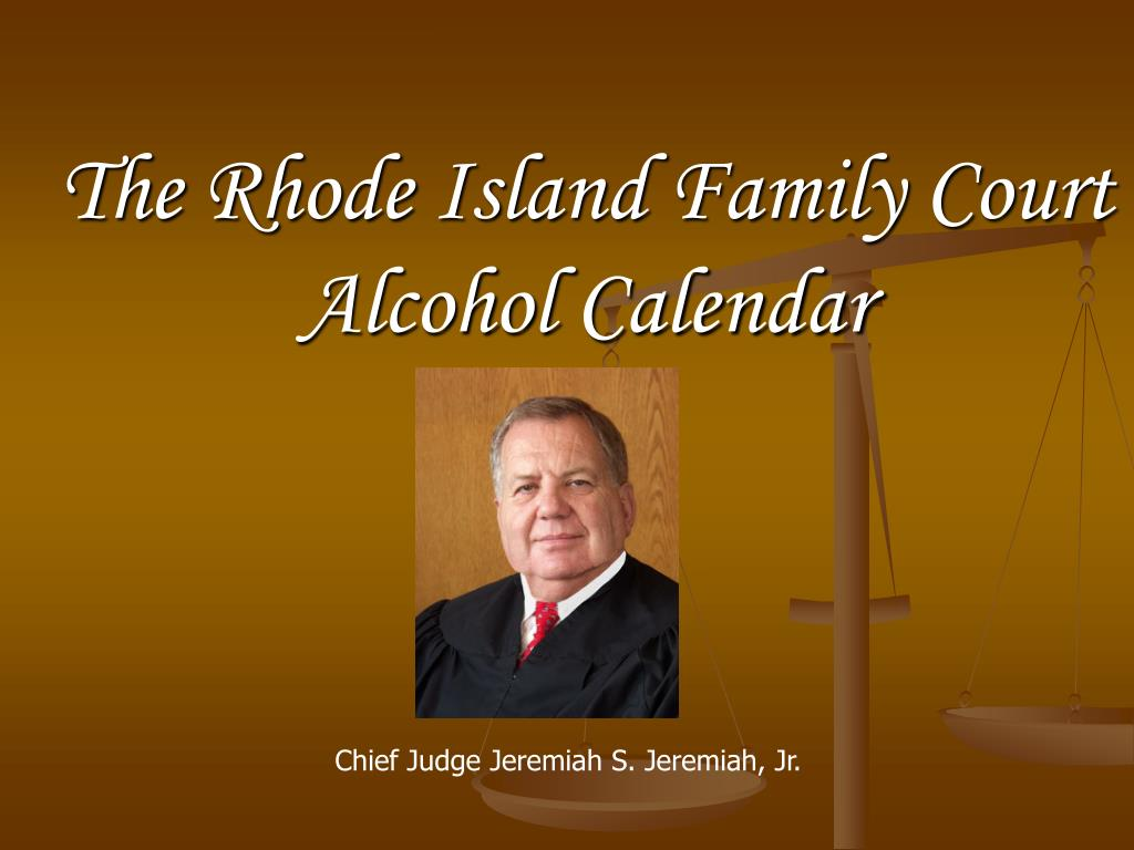 The Rhode Island Family Court