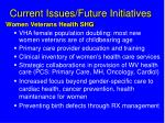 current issues future initiatives11