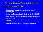 current issues future initiatives12
