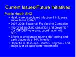 current issues future initiatives9