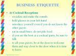 business etiquette6