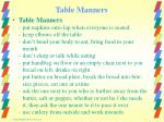 table manners8