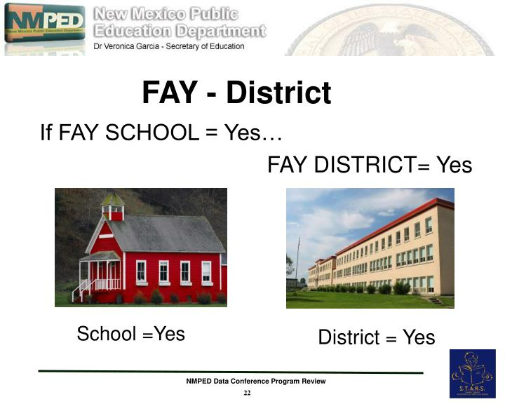 FAY - District