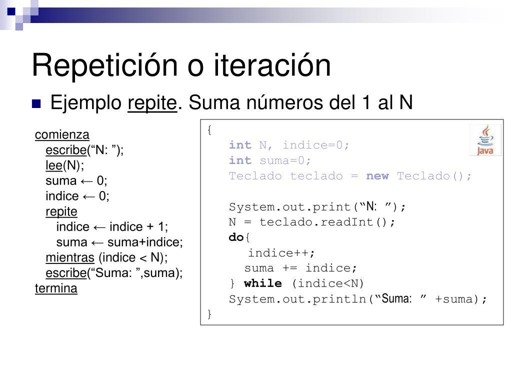 Ppt Estructuras De Control Powerpoint Presentation Free