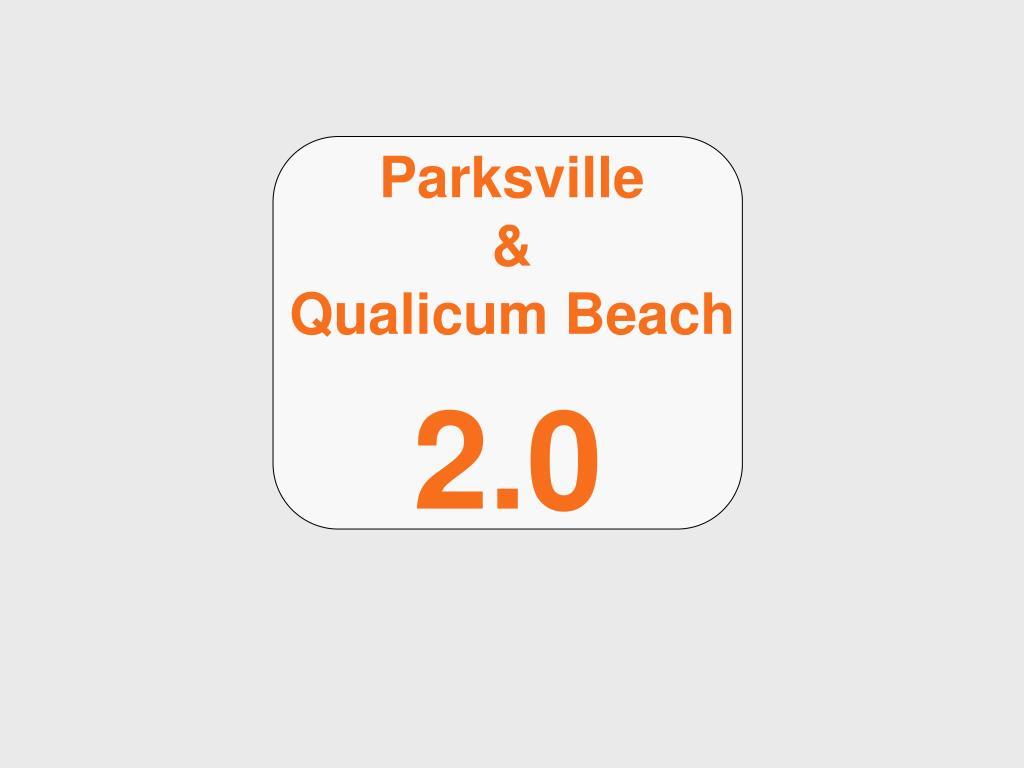 parksville qualicum beach l.