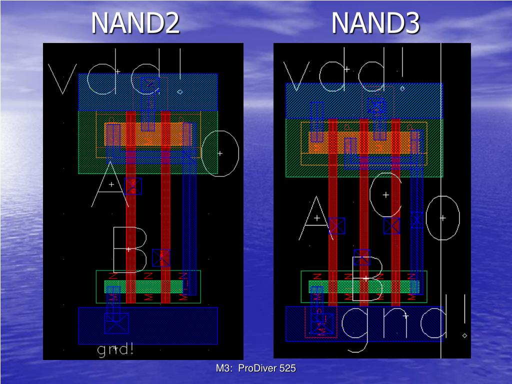 NAND2    NAND3