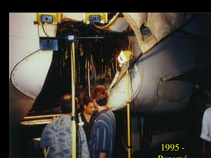 1995 - Panamá