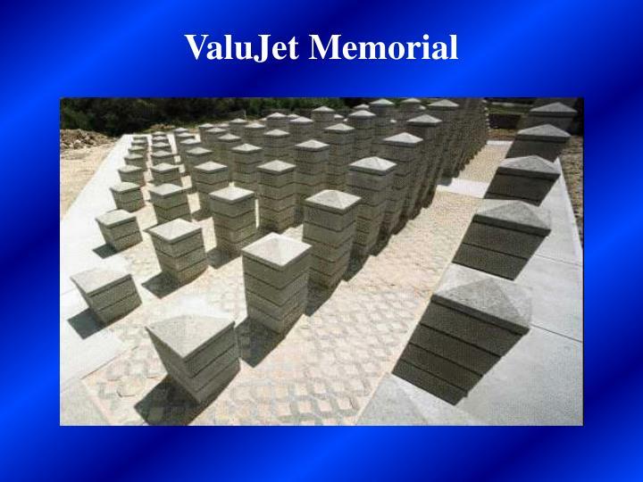 ValuJet Memorial