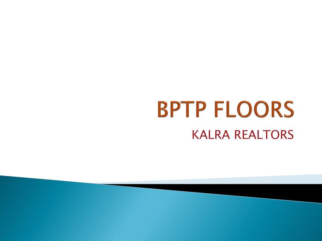 BPTP FLOORS