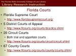 florida courts