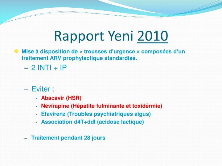 Rapport Yeni