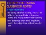 13 hints for taking classroom notes4