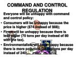 command and control regulation15
