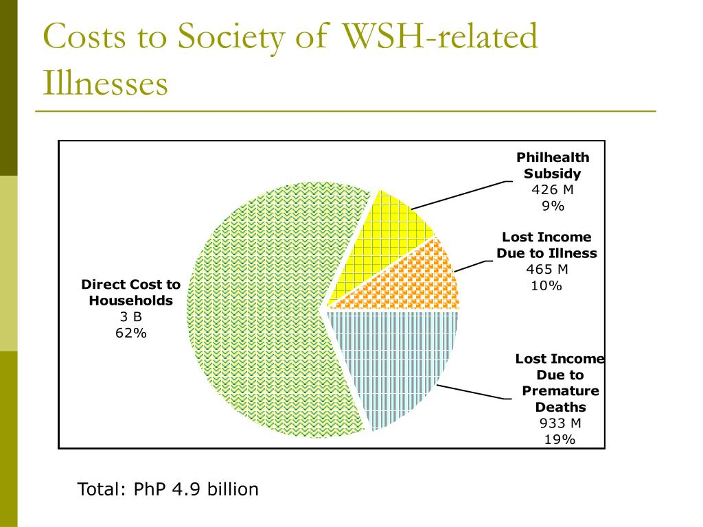 Costs to Society of WSH-related Illnesses