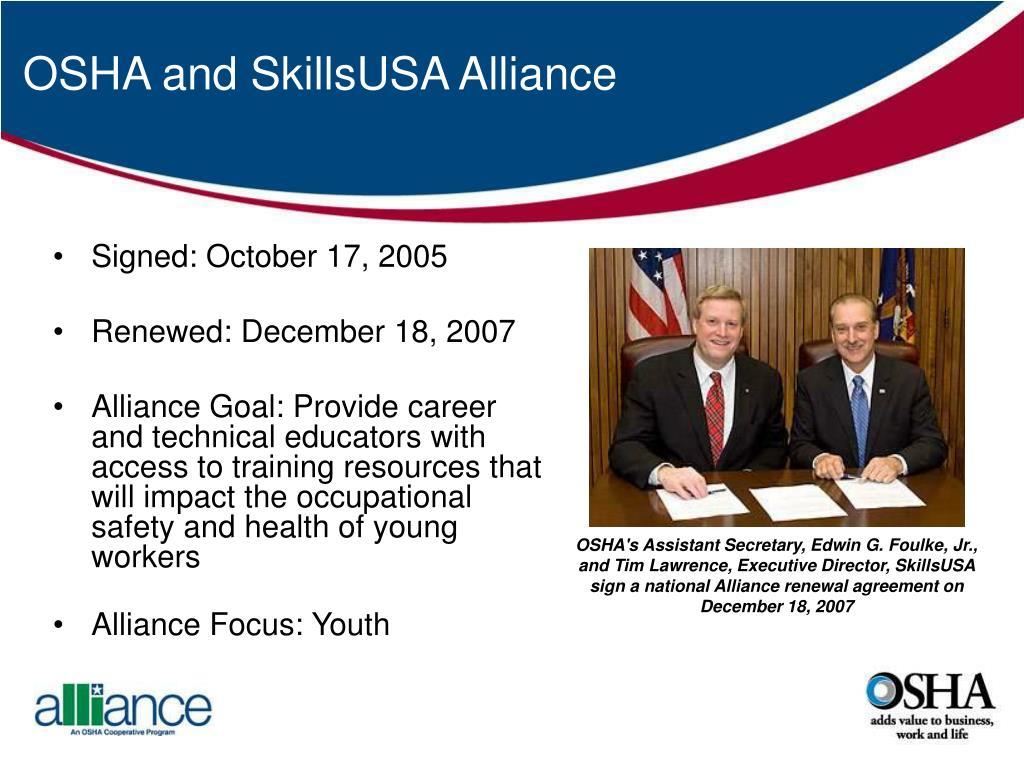 Signed: October 17, 2005