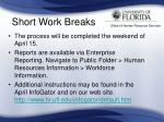 short work breaks19