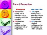 parent perception32