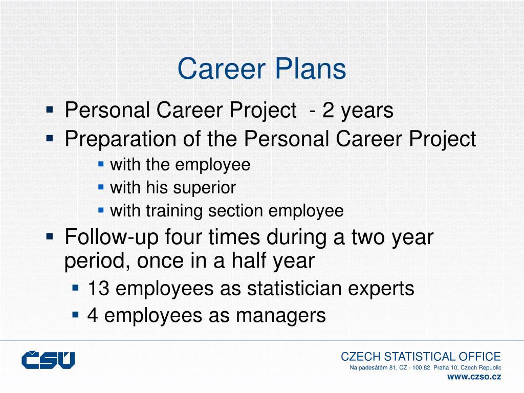 Career Plans