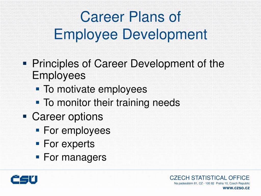 Career Plans of