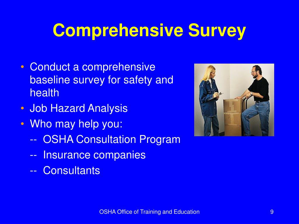 Comprehensive Survey
