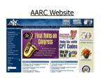 aarc website