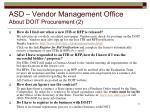asd vendor management office about doit procurement 2