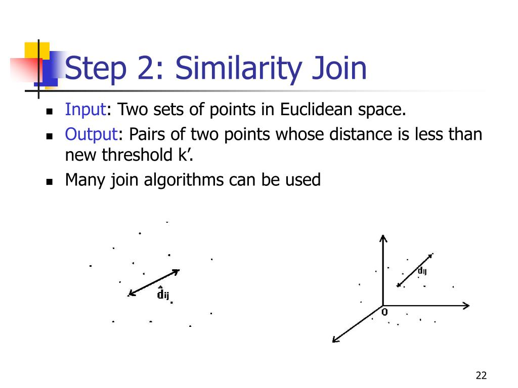 Step 2: Similarity Join