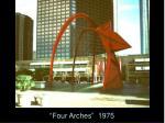 four arches 1975