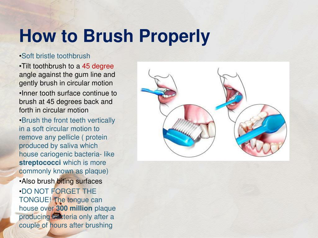 How to Brush Properly