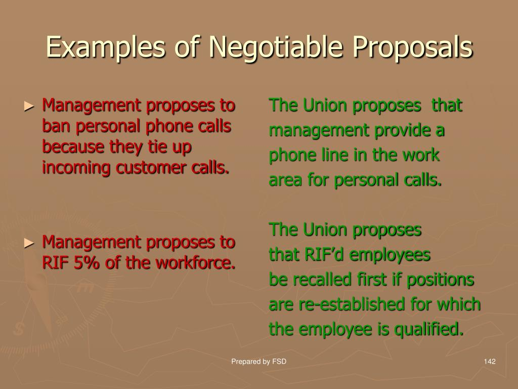 Management proposes to ban personal phone calls because they tie up incoming customer calls.